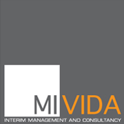 mivida interim management logo huisstijl